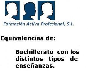 BACHILLER-EQUIVALENCIAS